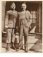 Carl Joseph and his father, George Joseph