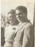 Carl and girlfriend Margaret Kaufman