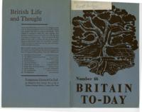 Britain To-day, no. 46
