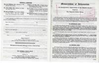 Memorandum of Information, no. 28, March, 1941