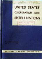 United States' Cooperation with British Nations
