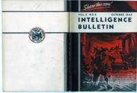 Intelligence Bulletin, vol. II, no. 2, October 1943