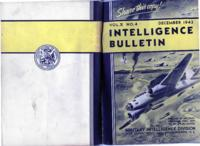 Intelligence Bulletin, vol. II, no. 4, December 1943