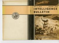 Intelligence Bulletin, vol. II, no. 5, January 1944