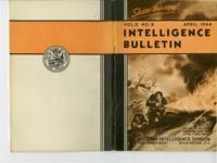 Intelligence Bulletin, vol. II, no. 8, April 1944