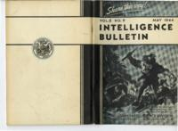 Intelligence Bulletin, vol. II, no. 9, May 1944