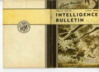 Intelligence Bulletin, vol. II, no. 10, June 1944