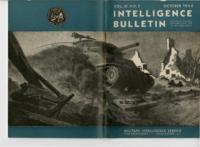 Intelligence Bulletin, vol. III, no. 2, October 1944