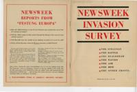 Newsweek Invasion Survey