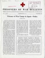 Prisoners of War Bulletin, vol. 1, no. 6, November 1943