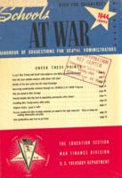 Schools at War, 1944 issue