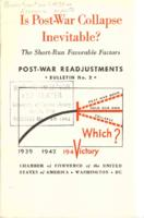 Is Post-War Collapse Inevitable?