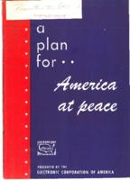 Plan for Americat Peace