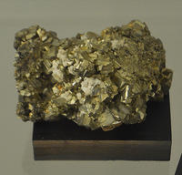 Pyrite - Calcite