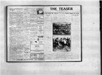 Teaser, October 28, 1920, Vol. 3, No. 6