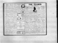 Teaser, January 20, 1921, Vol. 3, No. 15