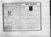 Teaser, February 10, 1921, Vol. 3, No. 18