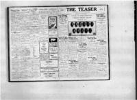 Teaser, March 24, 1921, Vol. 3, No. 24