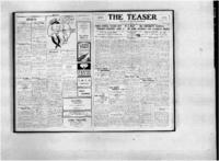 Teaser, April 7, 1921, Vol. 3, No. 25