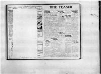 Teaser, June 16, 1921, Vol. 3, No. 28 (with insert dated 5/19/1921)