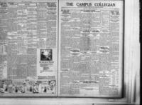 Campus Collegian, November 20, 1924,  Vol. 7, No. 10