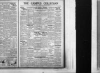Campus Collegian, December 4, 1924,  Vol. 7, No. 11