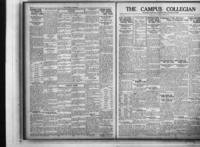 Campus Collegian, December 11, 1924,  Vol. 7, No. 12