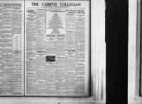 Campus Collegian, December 18, 1924,  Vol. 7, No. 13