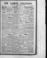 Campus Collegian,  September 26, 1924,  Vol. 7, No. 2