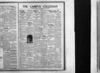 Campus Collegian, October 9, 1924,  Vol. 7, No. 4