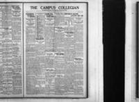 Campus Collegian, October 23, 1924,  Vol. 7, No. 6