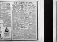 Campus Collegian, November 6, 1924,  Vol. 7, No. 8