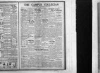 Campus Collegian, November 13, 1924,  Vol. 7, No. 9