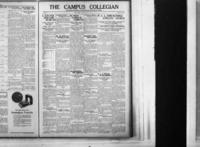 Campus Collegian, February 5, 1925,  Vol. 7, No. 16