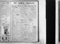 Campus Collegian, February 12, 1925,  Vol. 7, No. 17
