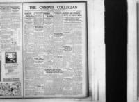 Campus Collegian, February 19, 1925,  Vol. 7, No. 18