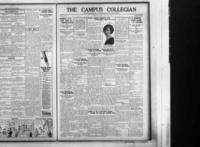 Campus Collegian, February 26, 1925,  Vol. 7, No. 19