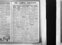 Campus Collegian, March 5, 1925,  Vol. 7, No. 20