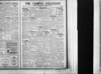 Campus Collegian, March 12, 1925,  Vol. 7, No. 21