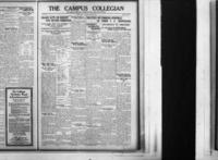 Campus Collegian, March 19, 1925,  Vol. 7, No. 22