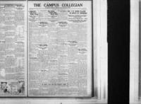 Campus Collegian, April 9, 1925,  Vol. 7, No. 23