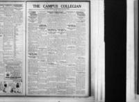 Campus Collegian, April 16, 1925,  Vol. 7, No. 24