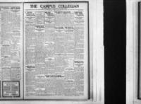 Campus Collegian, April 30, 1925,  Vol. 7, No. 26