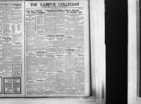 Campus Collegian, May 7, 1925,  Vol. 7, No. 27