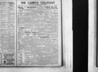 Campus Collegian, May 14, 1925,  Vol. 7, No. 28
