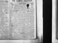 Campus Collegian, May 21, 1925,  Vol. 7, No. 29