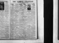 Campus Collegian, May 28, 1925,  Vol. 7, No. 30
