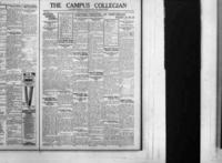 Campus Collegian, Thursday, January 14, 1926,  Vol. 8, No. 22