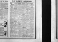 Campus Collegian, Monday, March 1, 1926,  Vol. 8, No. 24