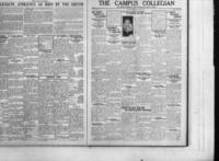 Campus Collegian, Friday, March 26, 1926,  Vol. 8, No. 20